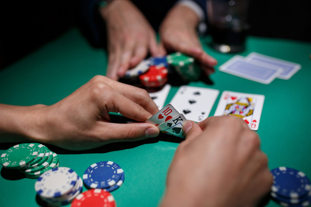 The Secret To Online Gambling Uncovered